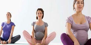 Йога за бременни жени