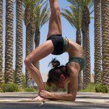 Йога поможет сбросить лишний вес
