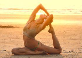 Йога поможет справиться с депрессией