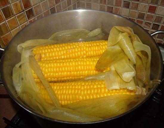 Как и сколько варить молодую кукурузу в початках в кастрюле? Как отличить кормовую кукурузу от пищевой?