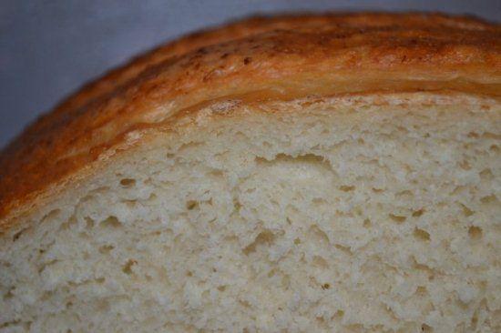 Приготовление хлеба в домашних условиях из опары