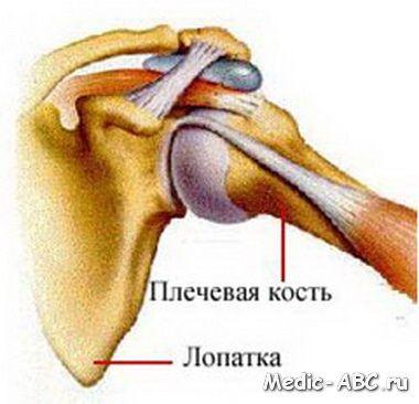 Как избавиться от боли в плечевом суставе