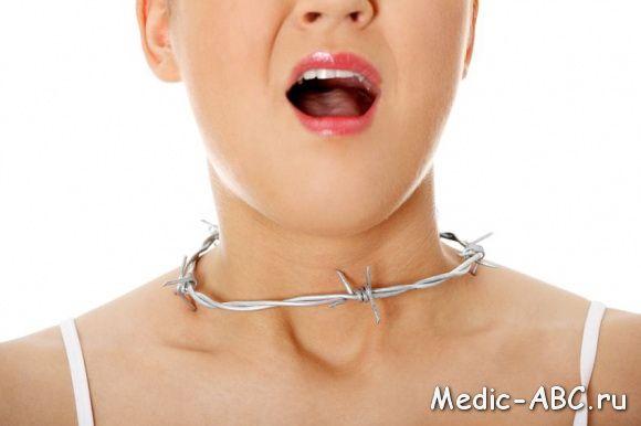 Как избавиться от гнойников в горле, эффективное лечение