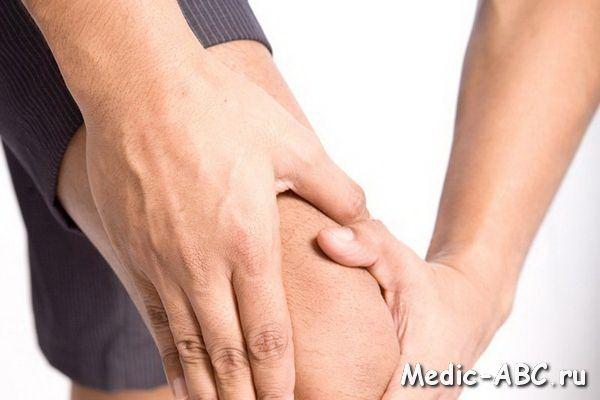 Как избавиться от хруста в колене