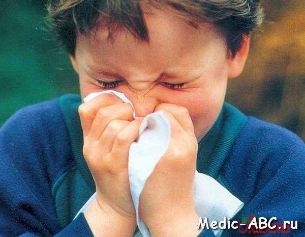 Как избавиться от слизи в носу