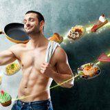 Как мужчине похудеть с помощью диеты
