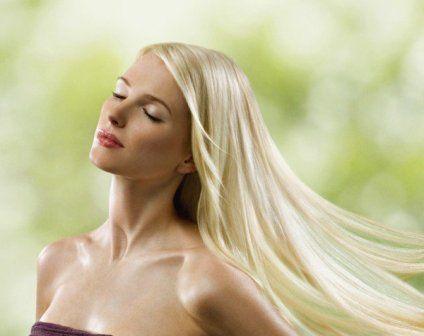 Как осветлить волосы народными средствами без краски?