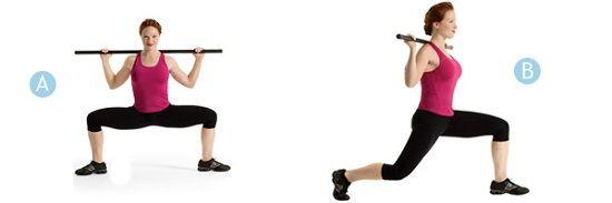 Упражнение «Плие с поворотом»