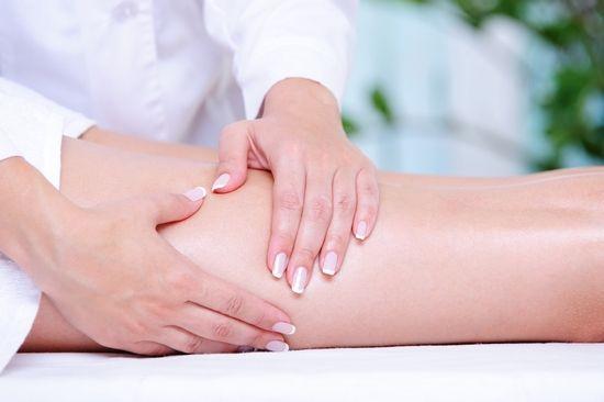 Косметические процедуры и массаж для похудения ляшек