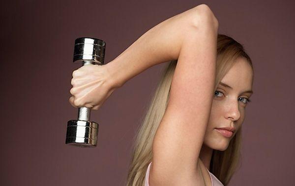 Как похудеть в руках? Упражнения для рук для похудения