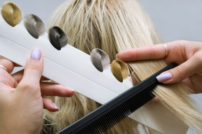 Как правильно красить волосы? Краска для волос или хна?