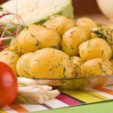 Как правильно приготовить картофель и сохранить полезные свойства