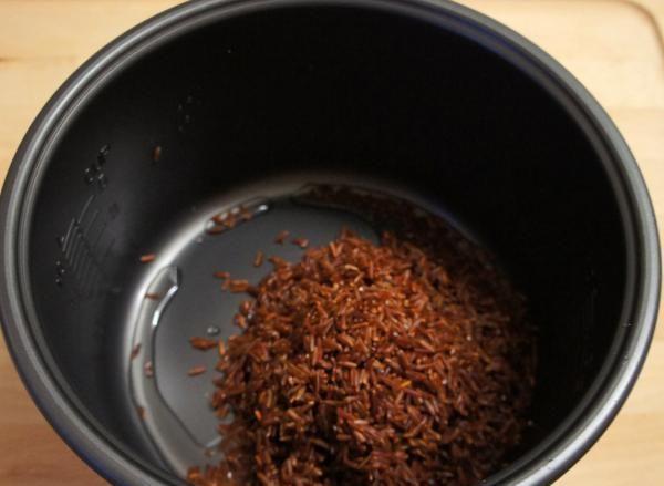 Как правильно варить красный рис? Красный рис: полезные свойства
