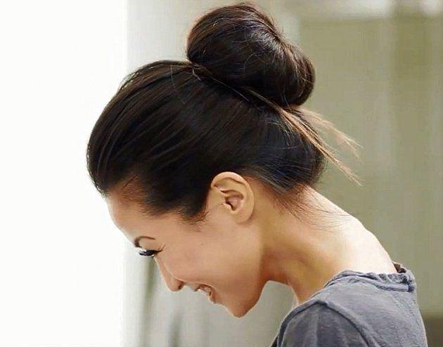 Как сделать гульку на голове? Несколько простых способов на каждый день