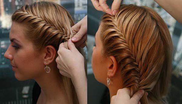 Как сделать красивую прическу? Варианты укладок на длинные и средние волосы