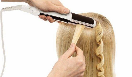 Как сделать красивые локоны утюжком в домашних условиях на короткие, средние и длинные волосы?