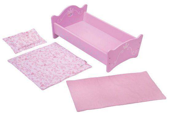 Как сделать кровать для кукол Беби Бон?