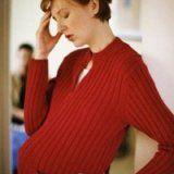 Как снять головную боль во время беременности