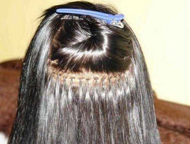 Как снять нарощенные волосы в домашних условиях? Методики наращивания волос и последствия процедуры