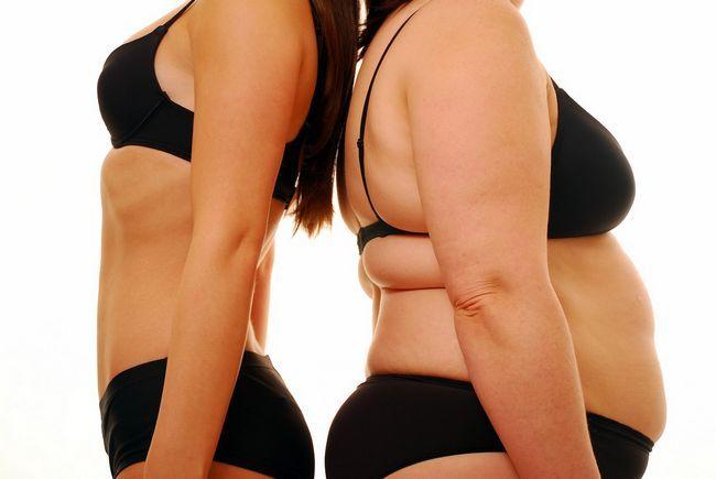 Как убрать жировые складки на спине?