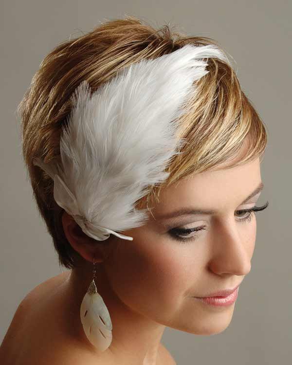 Как укладывать короткие волосы? Повседневная и вечерняя укладка на короткие волосы