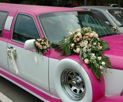 Как украсить свадебный кортеж?