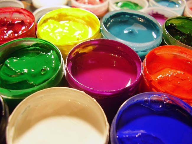 Какие краски вредны для здоровья?