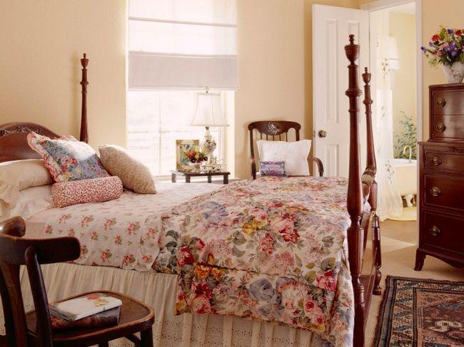 Какие обои выбрать для спальни?