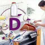 Какие продукты питания содержат витамин D