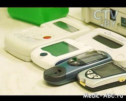 Cимптомы сахарного диабета