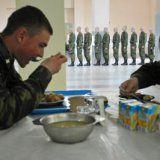 Какой должен быть режим питания в армии
