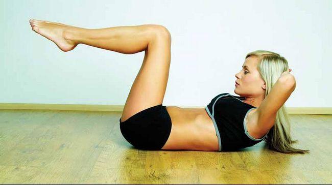 Callanetics pentru pierderea în greutate. Tutoriale video