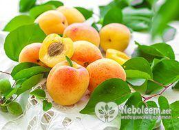 Калорийность абрикосов