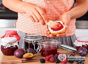 Сколько калорий в варенье в зависимости от рецепта