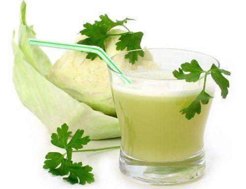 Капустный сок: польза и вред