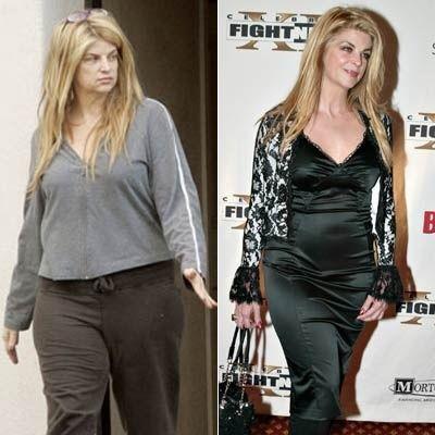 Кирсти Элли похудела. Как она борется с лишним весом и побеждает?