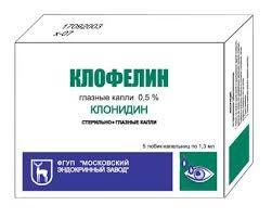 Клофелин: рецепт, дозы и применение