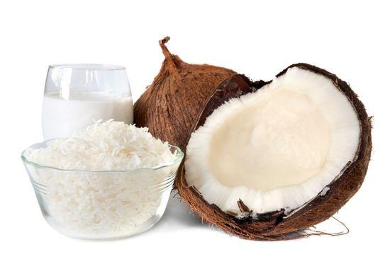 Кокосовое молоко – польза и вред, калорийность. Применение кокосового масла