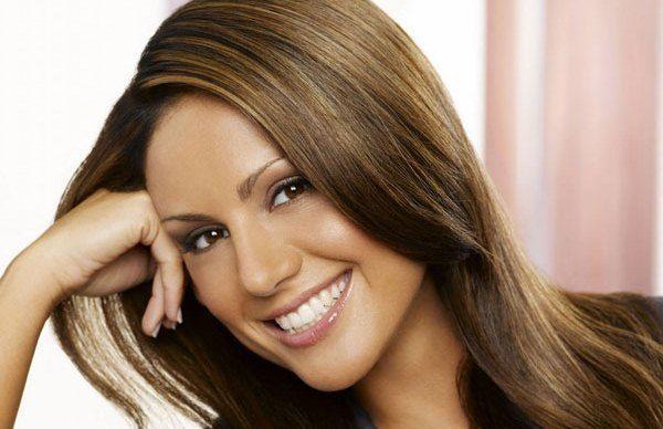 Колорирование на темные волосы: способы