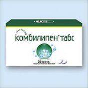 Комбилипен таблетки: применение, инструкция по применению, аналоги, описание, состав, противопоказания