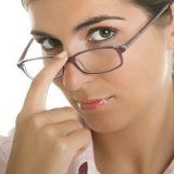 Комплекс упражнений при снижении зрения