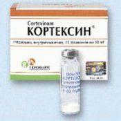 Кортексин: инструкция, показания к применению, побочные действия, аналог, дозировка, противопоказания