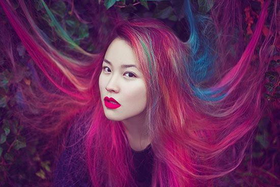 Краска для волос профессиональная: марки безаммиачных щадящих средств и отзывы о них