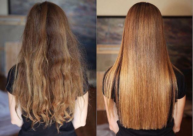 Креативное выпрямление волос. Виды процедуры и особенности выполнения в домашних условиях