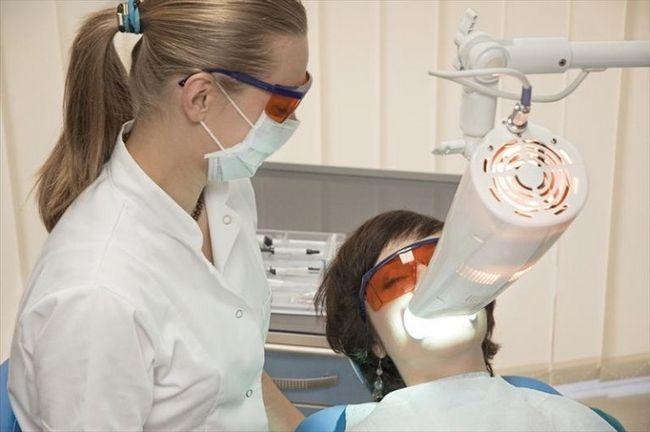 Лазерное отбеливание зубов: отзывы