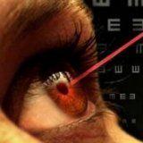 Лазерные операции для близоруких людей