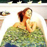 Лечебные свойства травяных ванн