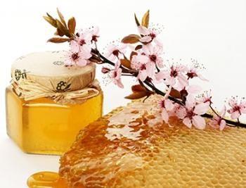 мёд и травы