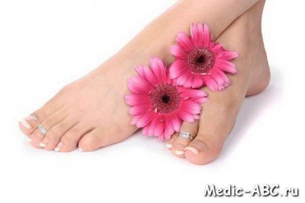 Leczenie grzybicy stóp i paznokci