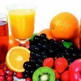 Лечение ягодными и фруктовыми соками